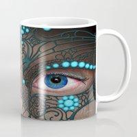 Halloween Mask - Painting Mug
