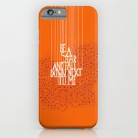iPhone & iPod Case featuring yearning soul by Andres Kal