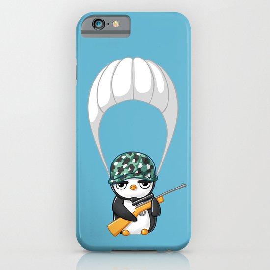 Commando iPhone & iPod Case