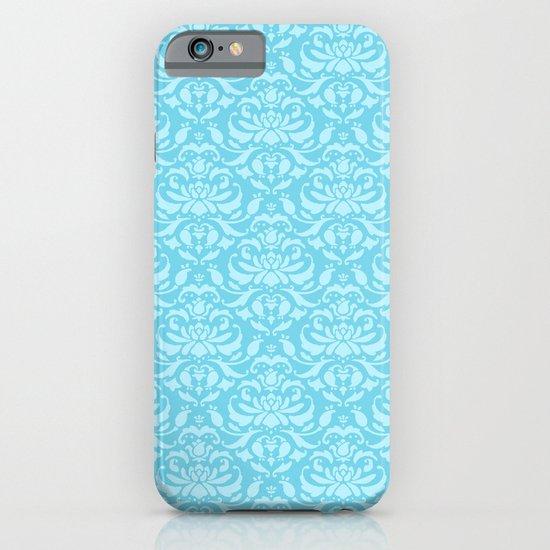 Cloud Factory Damask - Luna Bee iPhone & iPod Case