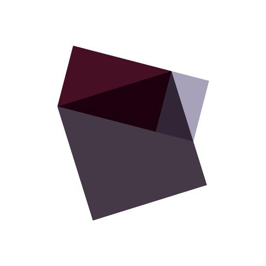 #425 Level – Geometry Daily Art Print