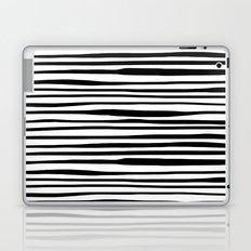 Zebra stripes Laptop & iPad Skin