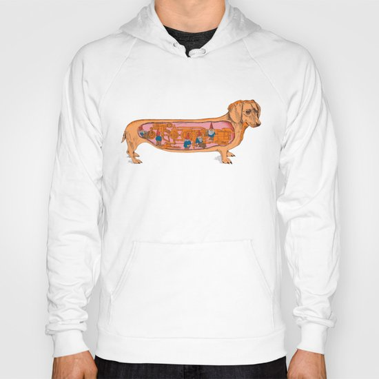 Secrets of the Dachshund  Hoody