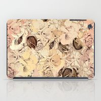 pattern Flowers iPad Case
