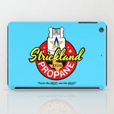 Strickland Propane  |  Arlen Texas iPad Case