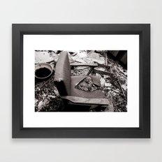 Conclusion Framed Art Print