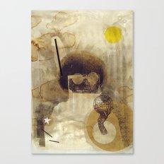 bcsm 001 (captain) Canvas Print