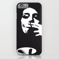 iPhone & iPod Case featuring coffee + cigarettes by Jay Hops :: www.jayhops.de