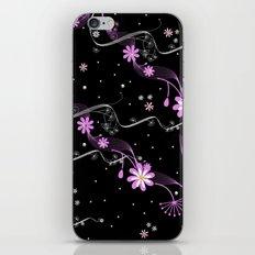 Retro Daisies iPhone & iPod Skin