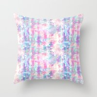 Amelie {Pattern 1A} Throw Pillow