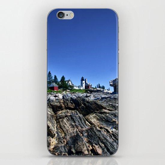 Pemaquid Light in Maine iPhone & iPod Skin