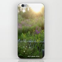 August coming undone iPhone & iPod Skin
