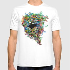Clip Art: Behemoth! Mens Fitted Tee White SMALL