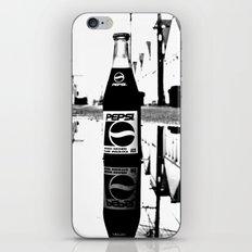 Reflected Pepsi iPhone & iPod Skin