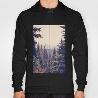 Mountains through the Trees Hoody