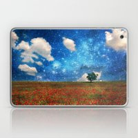 The Magical Night-Day Realm Laptop & iPad Skin