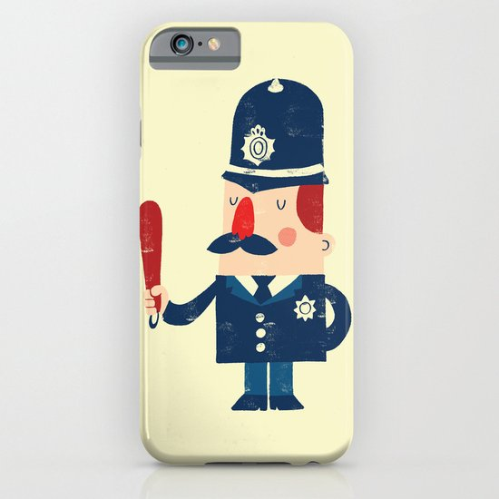 'Ello, 'ello, 'ello! iPhone & iPod Case