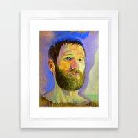 Marc-Andre Framed Art Print