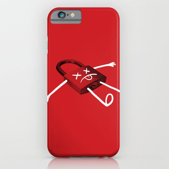 The Deadlock iPhone & iPod Case