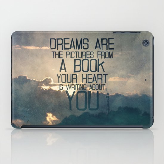 Dreams Art... iPad Case