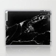 Black Marble I Laptop & iPad Skin