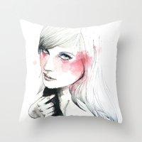 Ania Throw Pillow