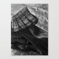 Please Madame Canvas Print