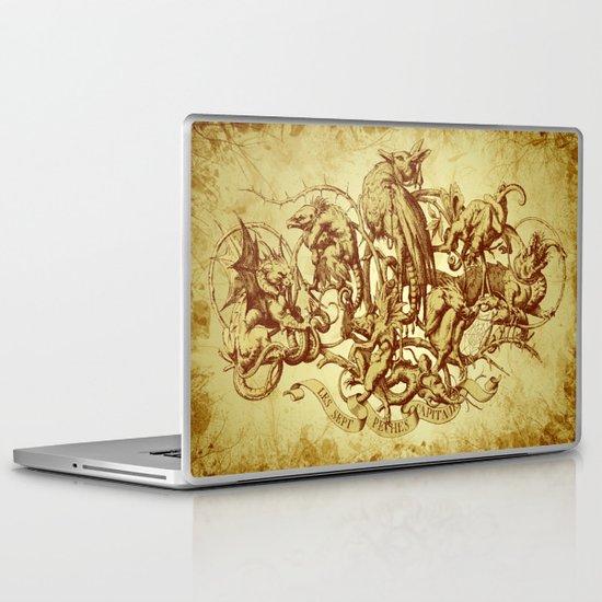 Sins Laptop & iPad Skin