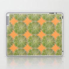 Lime Fruit Photo Print Laptop & iPad Skin