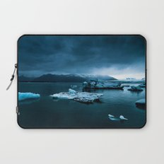 Blistering Cold Laptop Sleeve