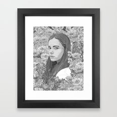 Spirit me away Framed Art Print