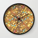 Click #5 Wall Clock