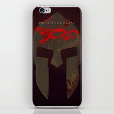 300 iPhone & iPod Skin