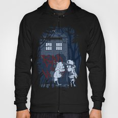 Bad Wolf In Gravity Fall… Hoody