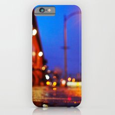 Bicycle and bokeh iPhone 6 Slim Case