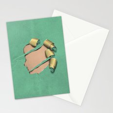 real woman Stationery Cards