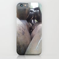 Bronze Stack iPhone 6 Slim Case