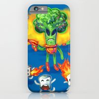 Veggie Attack iPhone 6 Slim Case