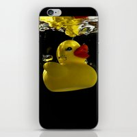 Making A Splash iPhone & iPod Skin