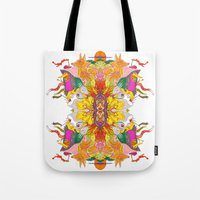 Free Psych And Mirrors -… Tote Bag