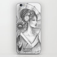 Elegant Oriental Japanes… iPhone & iPod Skin