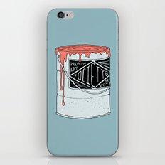 PREMIUM PAINT iPhone & iPod Skin