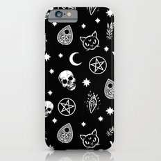 Witch pattern Slim Case iPhone 6s