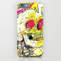 iPhone & iPod Case featuring Ain't No Grave by Matt Fontaine