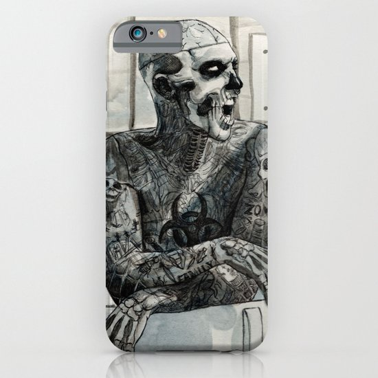 Zombie Boy iPhone & iPod Case