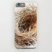 iPhone & iPod Case featuring Nested by angela haugland