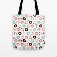 Super Sweet Donuts Tote Bag