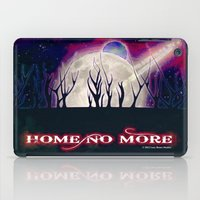 Home No More 020 iPad Case