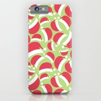 iPhone & iPod Case featuring Christmas finally by La Señora