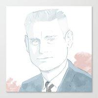 George Jones 1931-2013 Canvas Print